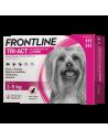 Frontline Tri-act Spot-on per Cani 2-5 kg 6 Pipette
