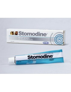ICF Stomodine gel per gengive 30 ml