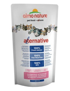 Almo Nature alternative Salmone Fresco 750g