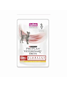 Purina pro plan veterinary   dm diabetes management bustina 85g pollo