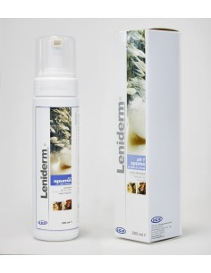 ICF Leniderm spuma ph 7 per cute sensibile o irritata 200 ml