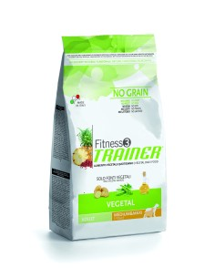 Fitness Trainer  3 adult medium e maxi vegetal 3 kg