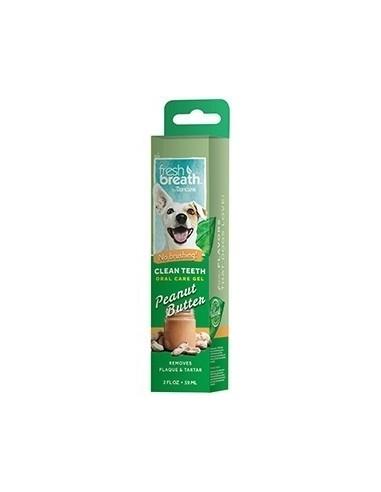 TROPICLEAN Clean Teeth Gel Peanut Butter 59 ml
