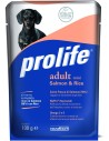 Prolife Dog Adult Mini Salmone & Riso - 100 gr