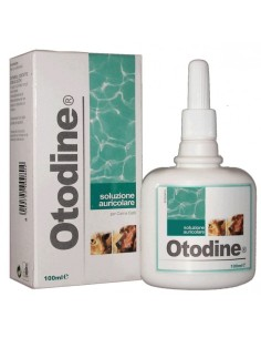 Icf Otodine 100 ml