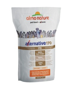 Almo Nature ALTERNATIVE 170 XS-S Pollo e Riso 3750g