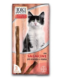 Bayer Joki Plus Gatto con Salmone 3x5 gr