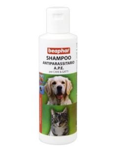 Beaphar shampoo antiparassitario A.P.E. 200ml per cani e gatti