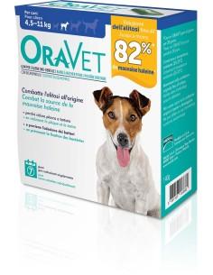 Oravet Gum S per cani da 4,5-11 kg 7 pezzi