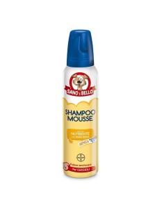 Bayer Sano e Bello Shampoo Mousse pappa reale per cuccioli 300 ml