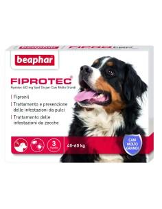 Fiprotec cane molto grande 3 pipette x 402 mg