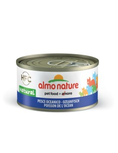Almo Nature HFC JELLY - Pesce Oceanico 70g