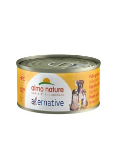 Almo Nature ALTERNATIVE Pollo Grigliato 70g
