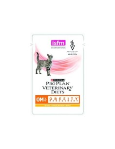 Purina pro plan veterinary   om obesity management bustina 85g
