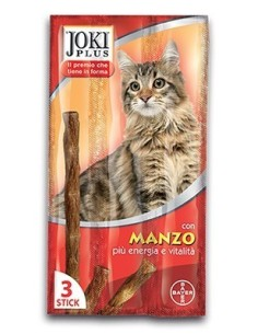 Bayer Joki Plus Gatto con Manzo 3x5 gr