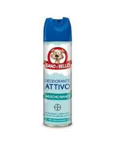 Pet casa clean fragranza spray muschio bianco 300ml