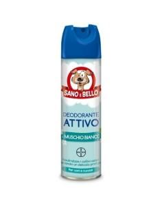 Bayer Pet casa clean fragranza spray muschio bianco 300ml