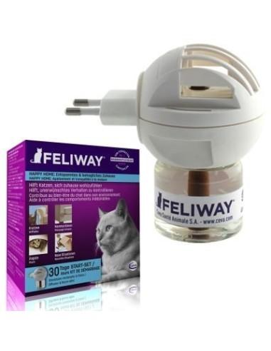Feliway Classic diffusore + ricarica 48 ml 1 mese