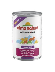 Almo Nature daily con Coniglio 400g